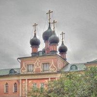 Надвратная Крестовоздвиженская церковь :: anderson2706