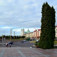 Городок над Неманом :: Ольга