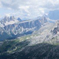Доломитовые Альпы :: skijumper Иванов