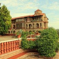 в православном монастыре :: Ольга