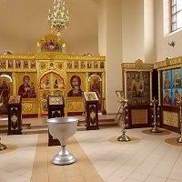 Храм бессребреников и чудотворцев Космы и Дамиана Асийских при Боткинской больнице :: Елена