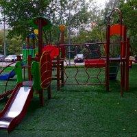 Детская площадка :: Наталья Цыганова