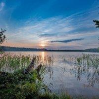 закат :: Борис Устюжанин