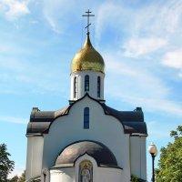 Храм святого благоверного князя АЛЕКСАНДРА НЕВСКОГО :: mveselnickij