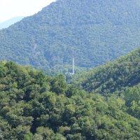 Мечеть в горах. :: веселов михаил