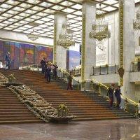 В музее Победы. Москва. :: Александра