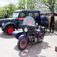 про милицию, которая нас берегла :: Олег Лукьянов