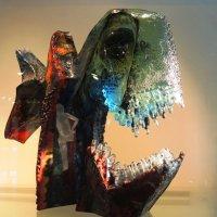 Выставочные работы биотских стеклодувов :: Гала