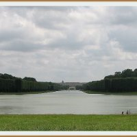 Большой канал Версаля во всём своём величии! :: Валентин Соколов
