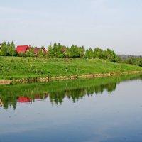 На Москве реке. :: Ирина Нафаня