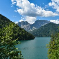 Озеро Рица :: Сергей Михайлович