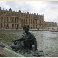 Дворец и Водный партер, Версаль. :: Валентин Соколов