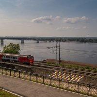 На Каме-реке :: Сергей Цветков