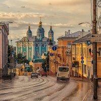 Улицы Смоленска :: Сергей Цветков