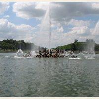 Фонтан Аполлон олицетворяет великолепие Версаля! :: Валентин Соколов