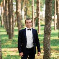 Свадебный портрет жениха :: Юлия Прибыткова