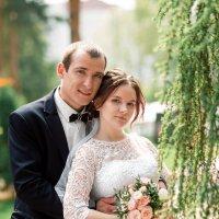 Свадебный портрет молодых :: Юлия Прибыткова
