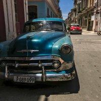 Улицы Гаваны :: Владимир Засимов