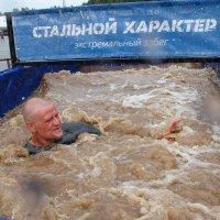 Водные процедуры... :: Дмитрий Сиялов