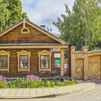 Дом-музей :: Галина Новинская