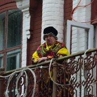 Сваха на балконе :: Yuriy Rudyy