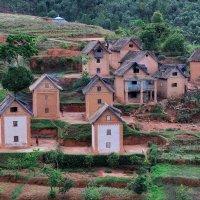 Пряничные домики Мадагаскара :: Евгений Печенин