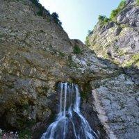 гегский водопад :: Константин Трапезников