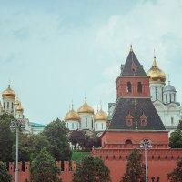 Россия, Москва, Кремль :: Игорь Осипенко