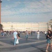 Санкт-Петербург. Дворцовая площадь :: Julia Nikolina
