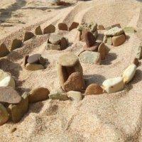 Замки на песке :: Julia Nikolina