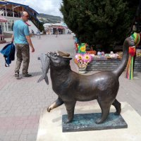 Балаклавский кот. :: Евгения Куприянова