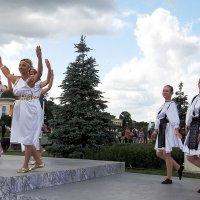 Греческий танец :: Татьяна Иванова