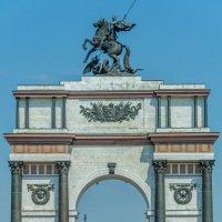 Триумфальная арка. :: Руслан Васьков
