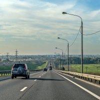 По дублеру Симферопольского шоссе :: Валерий Иванович