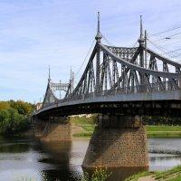 Староволжский мост :: Vlad Сергиевич
