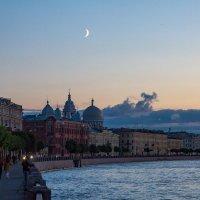 Белые ночи в Питере :: Светлана marokkanka