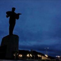 Последняя ночь в Североморскe :: Кай-8 (Ярослав) Забелин
