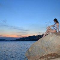 Плавайте и вы станете прекрасными амазонками... :: Андрей Хлопонин