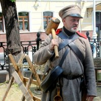 защитим любимый Севастополь :: Дмитрий Солоненко