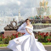Прекрасная Невеста на ВДНХ :: Екатерина Ермакова
