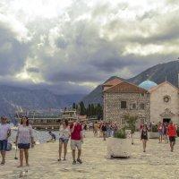 Остров «Госпа од Шкрпела», Черногория :: Елена Елена