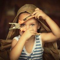 Игнат :: Солнечная Лисичка =Дашка Скугарева