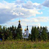 Церковь :: Валентина Ильиных