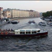 Северная Венеция :: Михаил Розенберг
