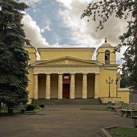Храм Святого Людовика Французского в Москве. :: ИРЭН@ .