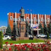 Памятник Столыпину П.А. :: Кирилл Иосипенко