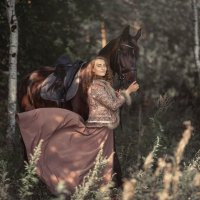 Барыня :: Олеся Ефанова