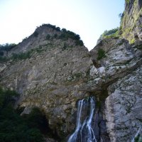 гегский водопад 2 :: Константин Трапезников