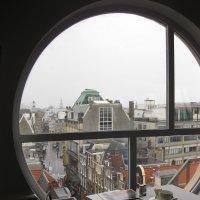 Амстердам в окне :: Анастасия Едакова