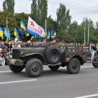 Военное авто :: Вероника Подрезова